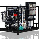 Установка для виробництва бітумних емульсій УВБ-1 (1 м3/год)