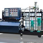 Установка для виробництва бітумних емульсій УВБ-1 (8 м3/год)