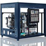 Установка для виробництва бітумних емульсій УВБ-1 (3 м3/год)