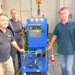 В Італії запущена установка типу СММ-0,6