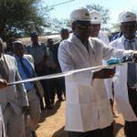 Установка УCБ-1 розпочала свою роботу в складі зімбабвійського бітумно-емульсійної заводу