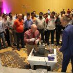 У Катарі відбулася презентація обладнання для регенерації трансформаторного масла від компанії GlobeCore
