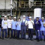 Запуск біодизельних реакторів на Філіппінах