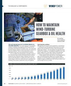 GlobeCore в пресі: стаття в журналі Windpower Engineering & Development