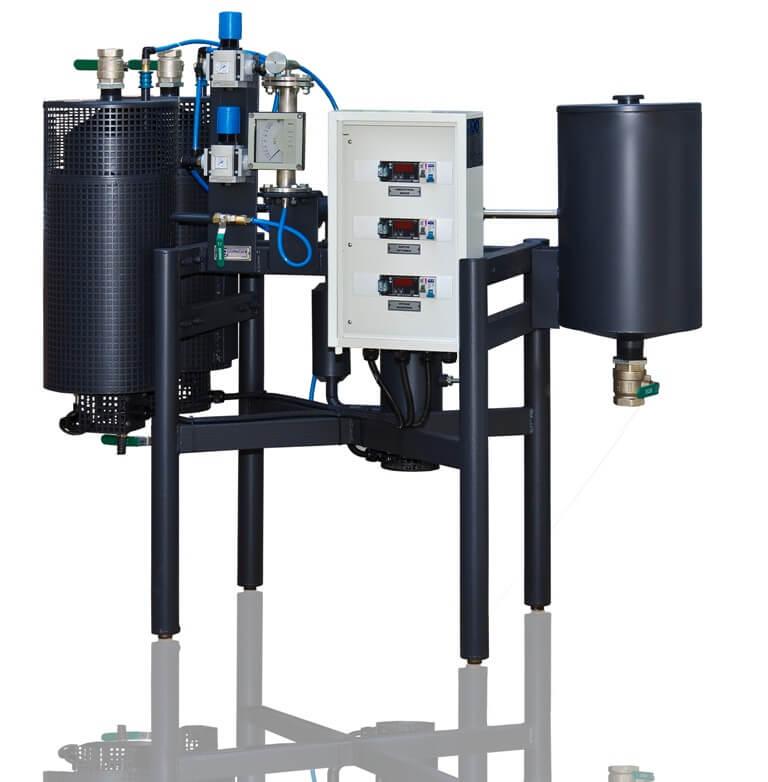 UVB 1 L Laborsystem für Bitumenemulsion