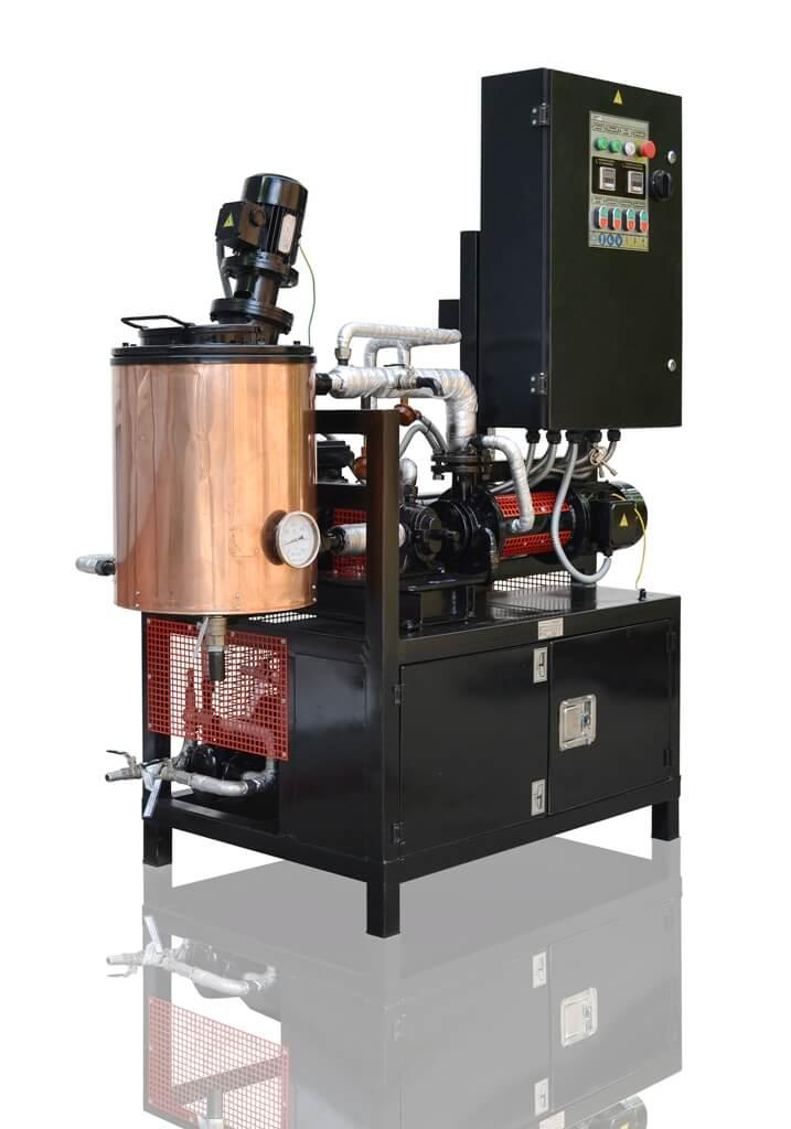UVB 2 L Laborsystem für modifiziertes Bitumen