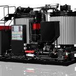 Установка модифікації бітумів полімерами УВБ-2 (продуктивність 4-7 метрів кубічних за годину)