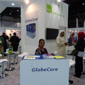 GlobeCore auf der internationalen Messe WETEX 2016