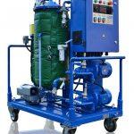 CMM-0.6 Portabler Ölfiltrationswagen