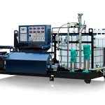 UVB-1 Bitumenemulsionsanlage; 8m³/h Produktionskapazität