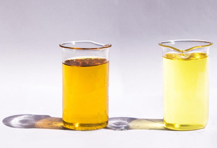 Industrienöl Wiederherstellung