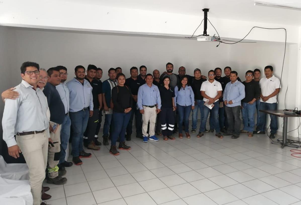 In Mexiko fand ein Seminar zur Wartung von Schmierstoffsystemen für Windkraftanlagen statt